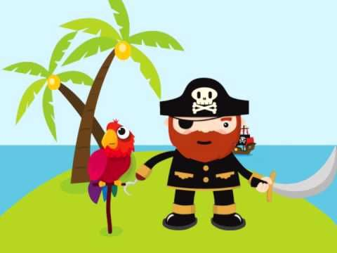 Ahoy there, me mateys! Did you know that today is International Talk Like a Pirate Day?! So here's your very own private lesson in pirate phrases. A pirate will say them, you will repeat them, ayy and there you are, me hearties.
