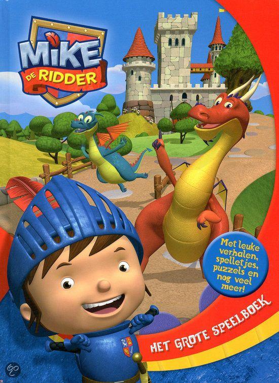 Mike de ridder - het grote speelboek