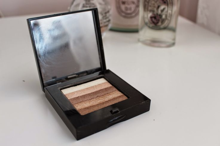 Go for the Glow ~ Chloe Perkins Bobbi Brown Shimmer Brick Beige