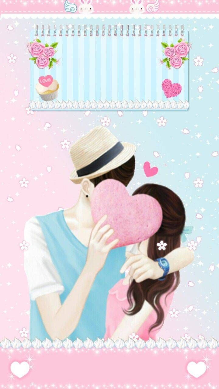 Download Love Wallpaper By Newmoon1987 F4 Free On Zedge Now Browse Millions Of Popular Couple W Pink Wallpaper Iphone Valentines Wallpaper Love Wallpaper