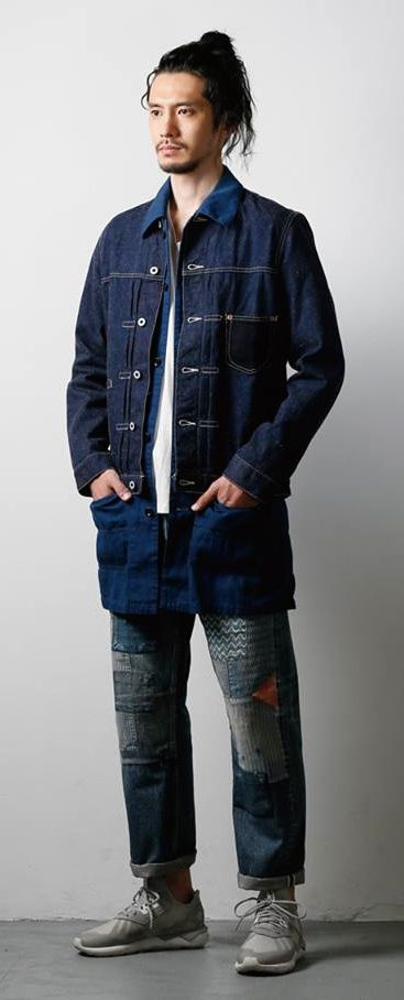 FDMTL 2016 S/S Collection - Japanese Fashion - Men's Style - #madeinjapan