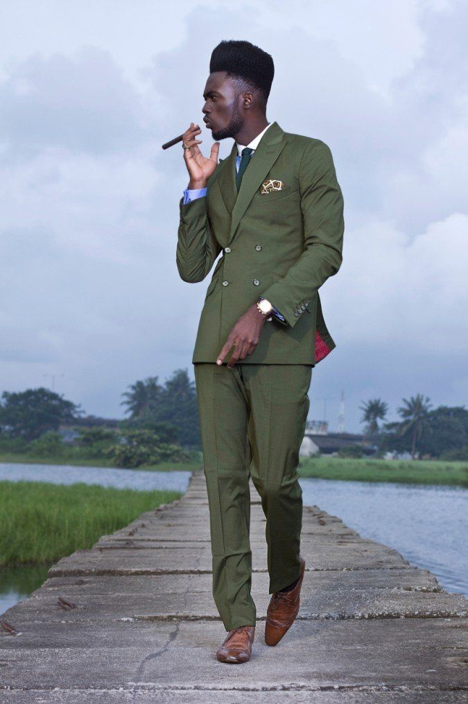 This Little-Known African Men's Brand sure makes a Dandy Suit | Messy Nessy Chic Messy Nessy Chic