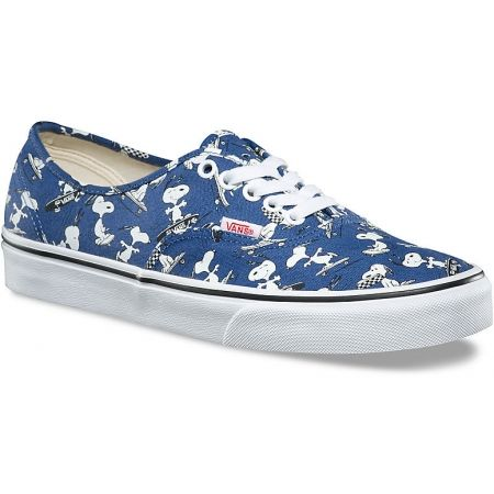 Teniși bărbați Peanuts - Vans UA AUTHENTIC (PEANUTS) SNOOPY Ink Blue - 1