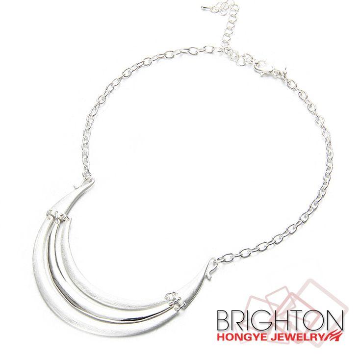 Розового золота простой ожерелье сплава N1-57088-3900-Ожерелья-ID товара::60393904818-russian.alibaba.com