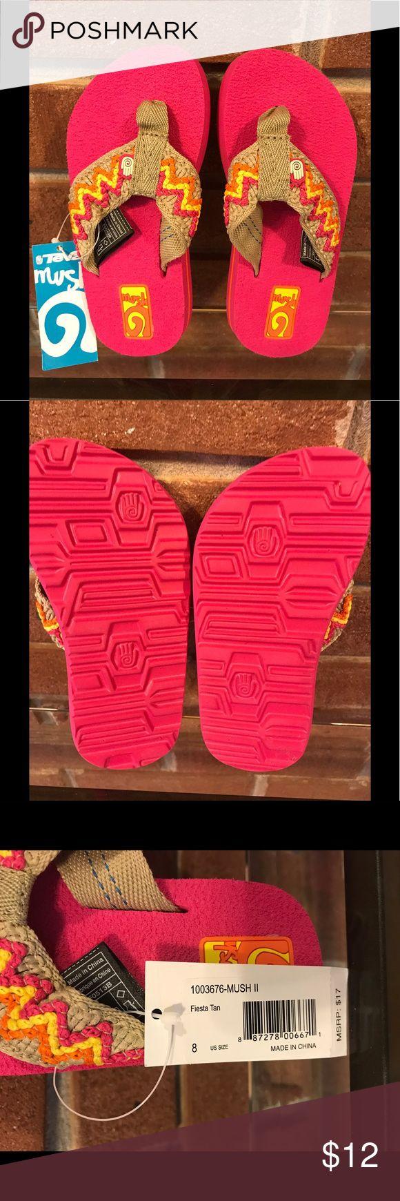 Brand new Teva flip flops Brand new Teva Shoes Sandals & Flip Flops