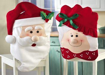 manualidades navideñas de fieltro para casa - Buscar con Google