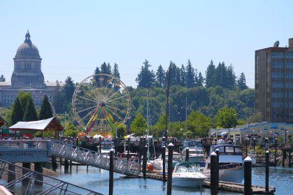 Olympia Washington Waterfront (1)