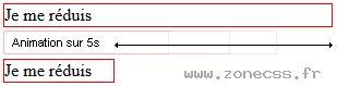 La propriété CSS animation-name permet de spécifier l'identifiant de l'animation CSS3 à appliquer
