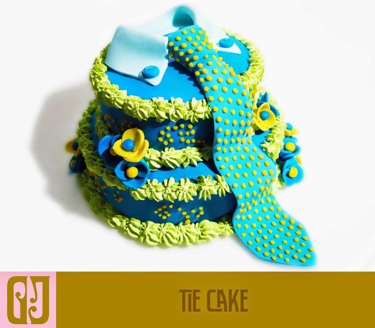 Tie Cake