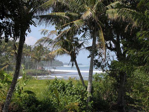 Hidden beach - Balian, Bali