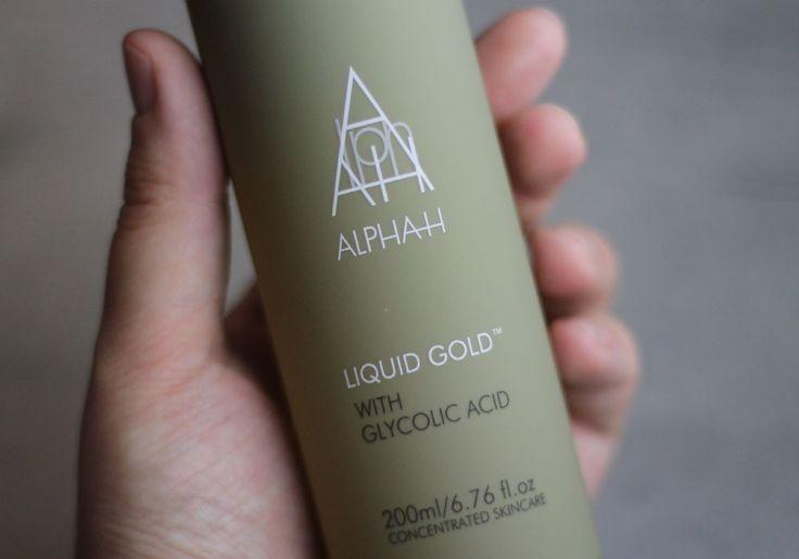 Muss ich haben: ALPHA-H Liquid Gold Peeling auf Basis von Glycolsäure in der Sondergröße im Test. http://tinyurl.com/jxzpemr