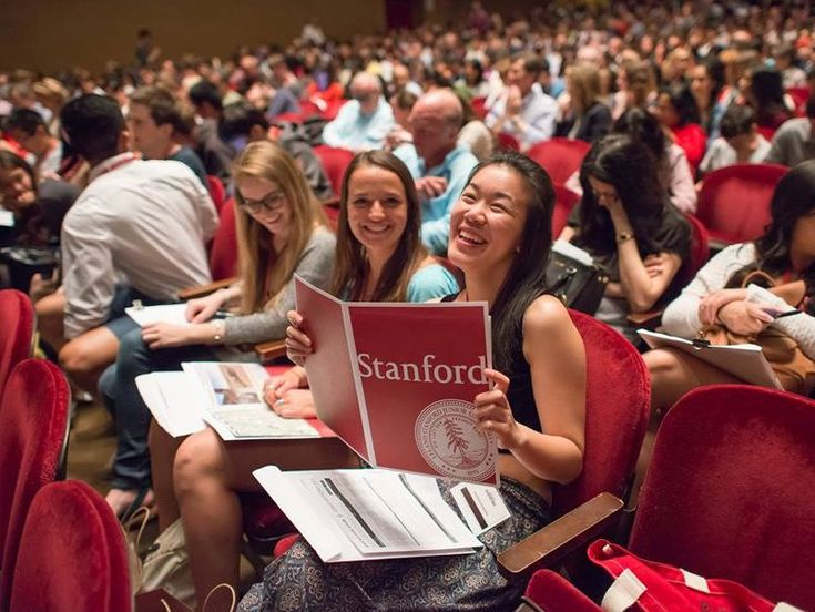 CALIFORNIA: Stanford University