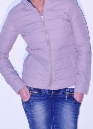 Kupuj mé předměty na #vinted http://www.vinted.cz/damske-obleceni/bundy/11281346-krasna-bezova-prosivana-luxusni-bundicka