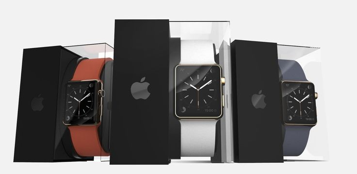 Apple WATCH Supercharged Packaging (Concept) on Packaging of the World - Creative Package Design Gallery
