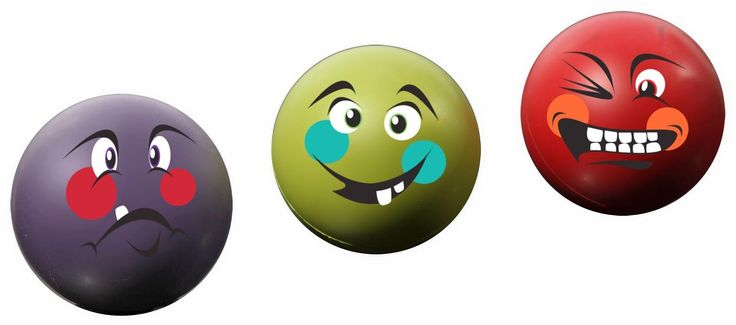 Gymstick Anti-Stress Ballen (3 Stuks) - Fitnessapparatuur kopen