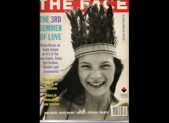 kate moss: Corinne Day, Fashion, The Faces, Katemoss, Faces Magazines, 1990, Magazines Covers, Kate Moss, Corinneday