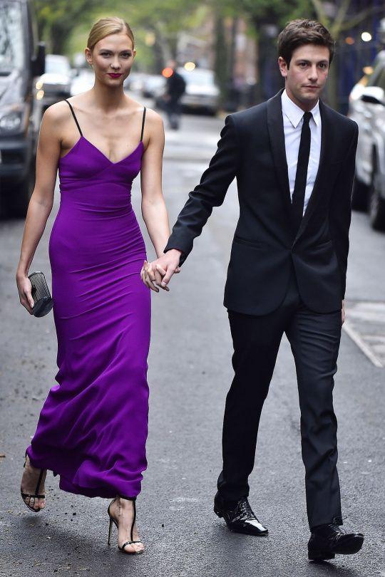 Victoria's Secret Angels a jejich partneři | Karlie Kloss a Josh Kushner | Marianne
