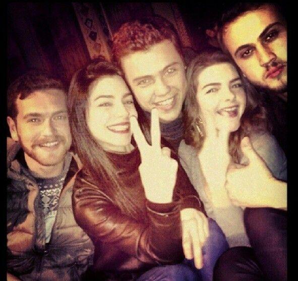 Selim Nurbanu Cihangir Mihrimah Beyazid- the actors that play these amazing characters