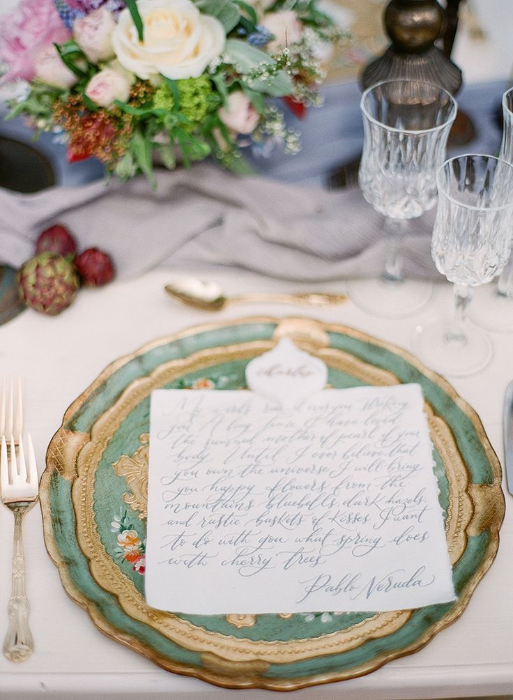 romantic-rooftop-elopement-inspiration-in-florence-20 | Ruffled