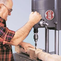 shopsmith 10er drill press. tools to start your woodworking shop - drill press shopsmith 10er