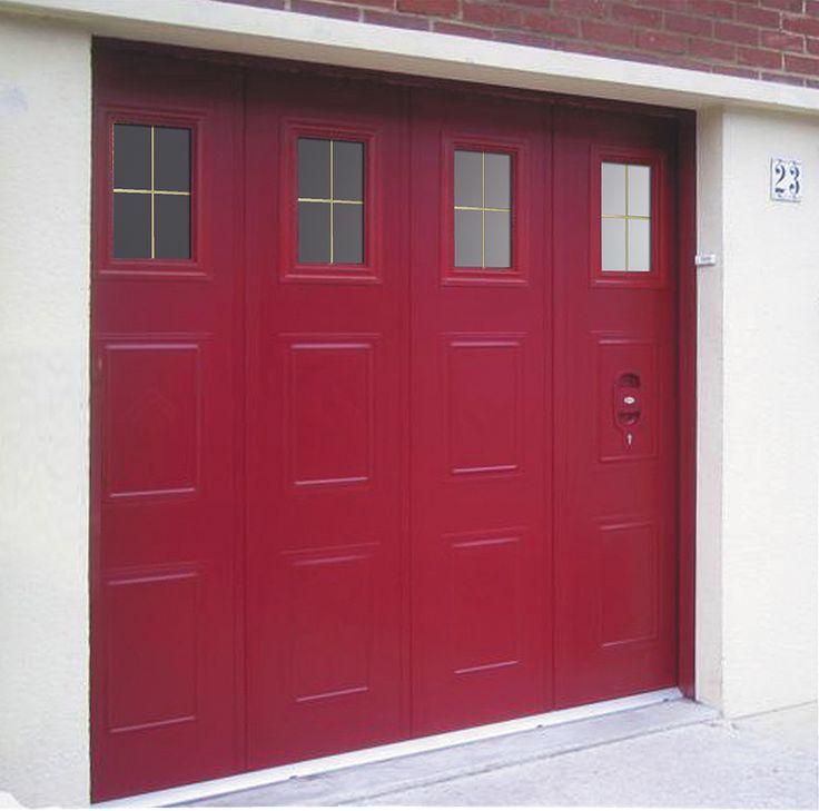 porte de garage 8 x 8