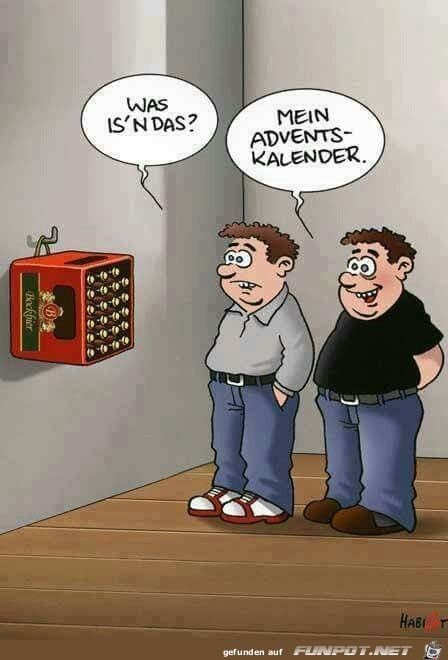 Adventskalender Jpg Funny Cartoon Memes Work Humor Funny Pictures