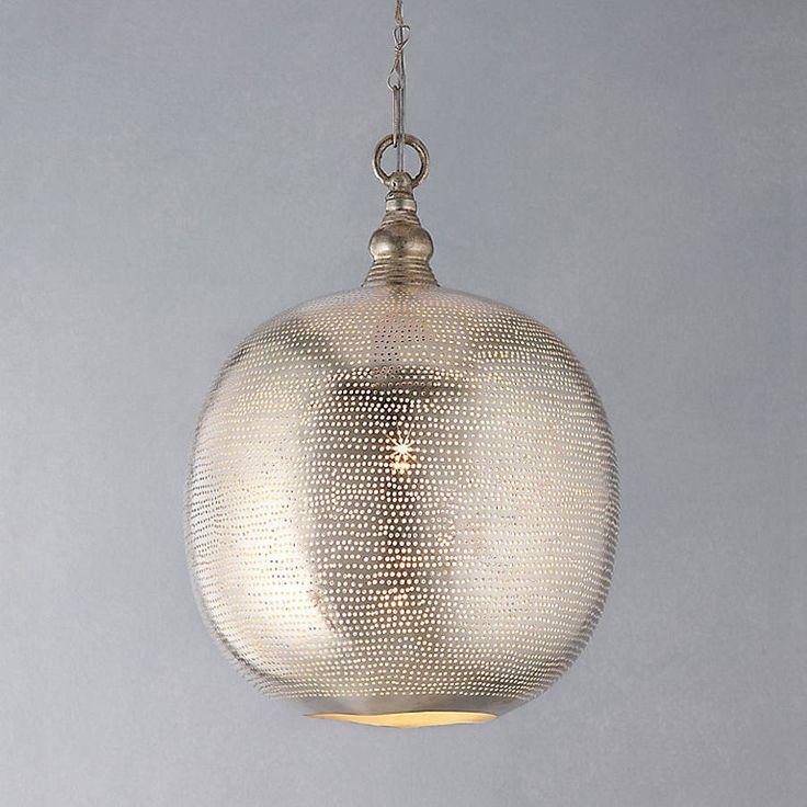 Filisky Ball Pendant Light from notonthehighstreet.com