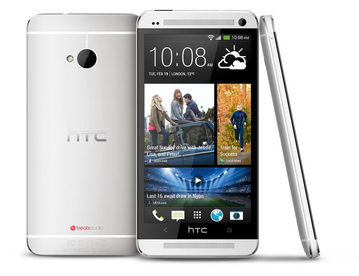 AnandTech - Hands on and Impressions from the HTC One - Formerly M7