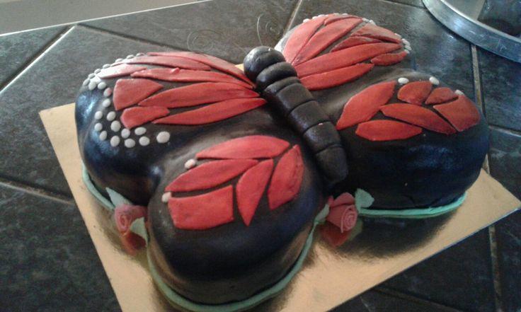 Lepke torta