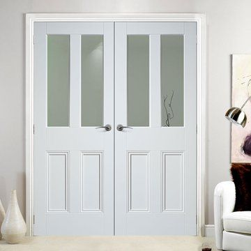 Interior Double Doors With Glass best 25+ internal double doors ideas on pinterest | internal