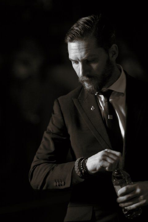 Tom Hardy - Please could all men be this beautiful?