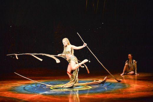 Cirque du Soleil. | Amaluna, l'envers du décor du nouveau spectacle du Cirque du Soleil ...