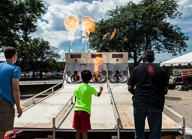 Maker Faire Detroit Descends on the Henry Ford this Weekend
