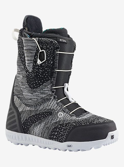 $400 soft flex Park Boot! Burton Ritual LTD Snowboard Boot | Burton Snowboards Winter 16