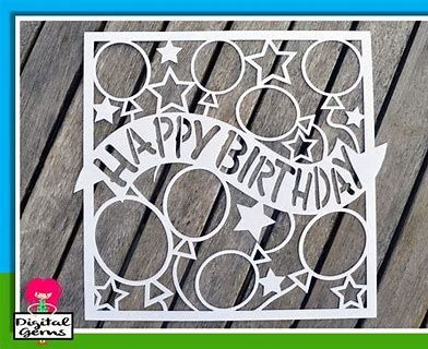 Download Free Birthday SVG Files for Cricut - Bing images | Cricut ...