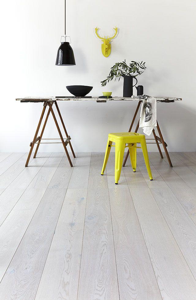 Royal Oak Floors - white danish