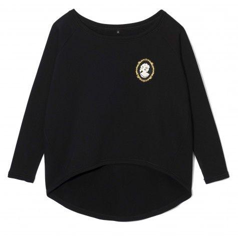 Sweatshirt EVO pirate black