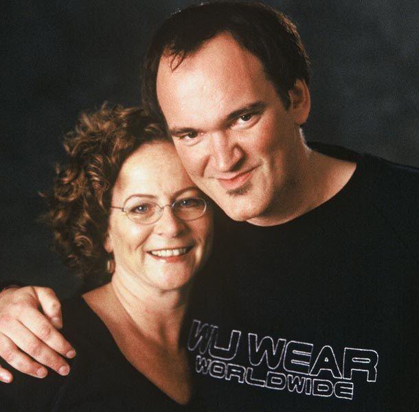 Sally Menke & Quentin Tarantino