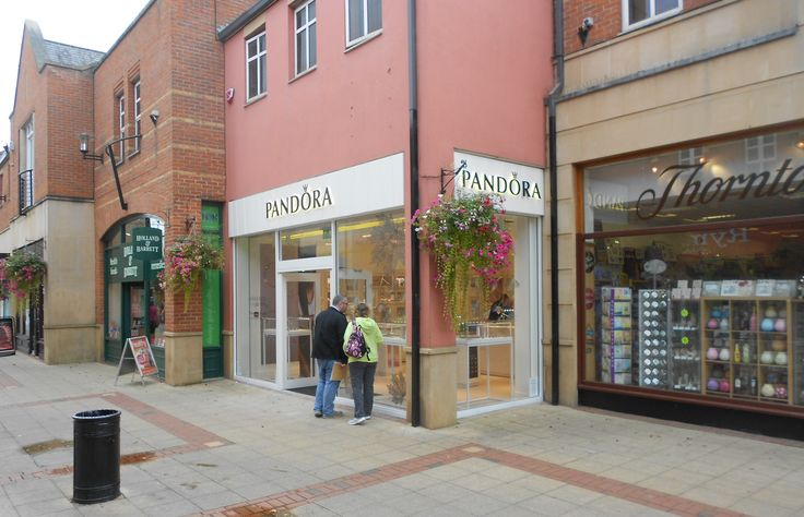 Pandora's unit in St Mary's Place 2014