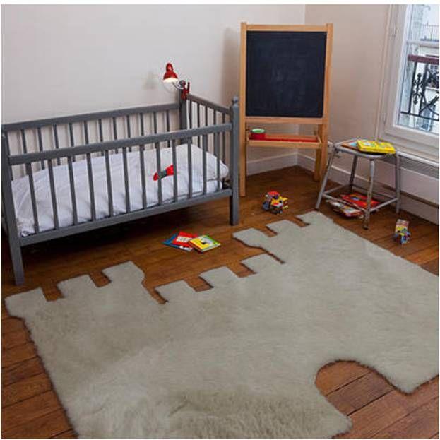 Vloerkleed rug teppich decoratie decoration dekoration inspiratie - Idee deco kinderkamer ...