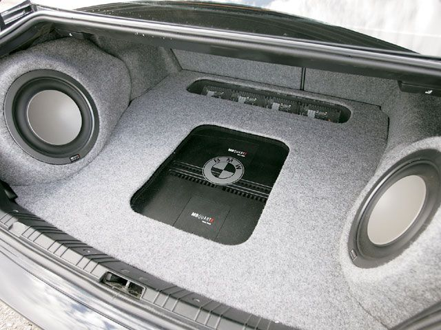 Best Subwoofer And Amp For Car