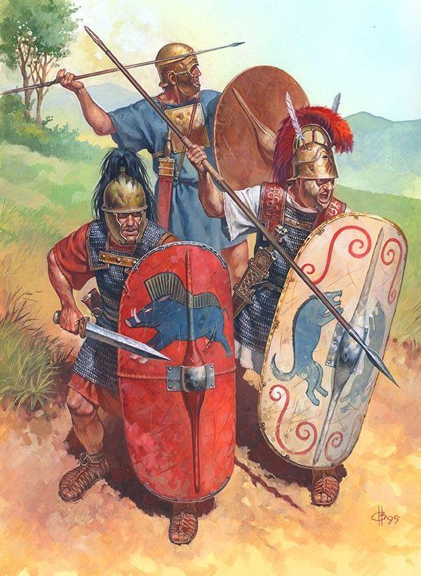 """Punic Wars"" Fig. III Nicholas Subkov (Николай Зубков)"
