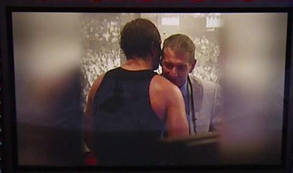 Dean Ambrose & Vince McMahon