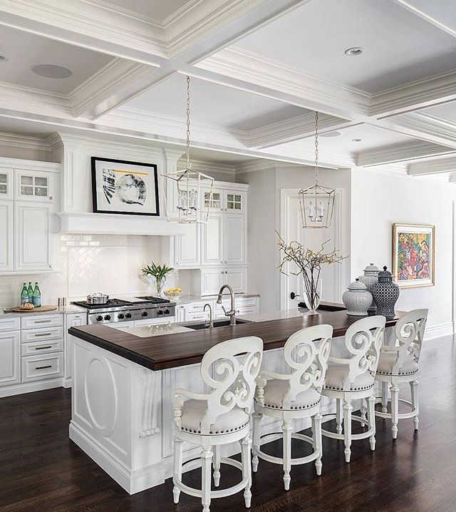 Best 25 Traditional White Kitchens Ideas On Pinterest: 25+ Best Ideas About Coffer On Pinterest