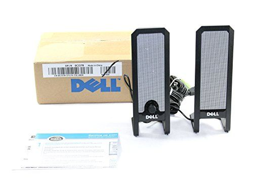 Dell A225 DJ406 313-4323 USB Powered Speakers New Box