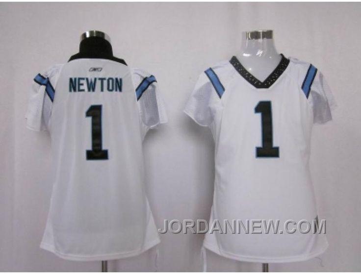 http://www.jordannew.com/women-nfl-carolina-panthers-1-newton-field-flirt-fashion-white-discount.html WOMEN NFL CAROLINA PANTHERS #1 NEWTON FIELD FLIRT FASHION WHITE DISCOUNT Only 17.81€ , Free Shipping!