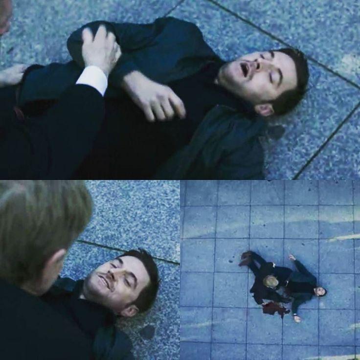 """Man down! """"Wo is' es? Where is it, Daniel?"""