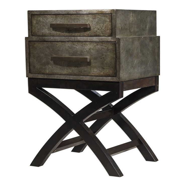 Uttermost Cambelle Stacked Drawers Accent Chest, Rustic Bedroom Decor and Modern Living Room Furniture at Outrageous Interiors