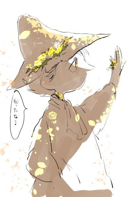 snufkin, moomin art by ねぎ - pixiv