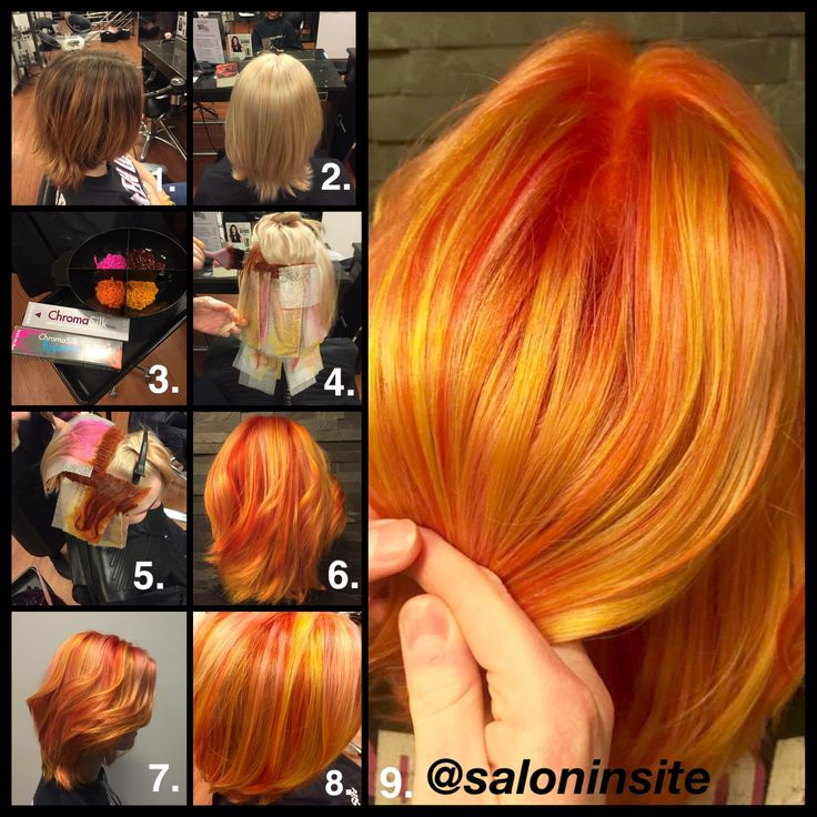 Olaplex Pravana  @saloninsite www.saloninsite.dk